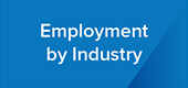 Employment by Industry button - blue