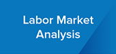Labor Market Analysis button - blue
